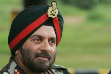 Ex-Army Chief JJ Singh First to Cast Vote in Patiala