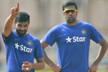 R Ashwin, Ravindra Jadeja Jointly Atop ICC Test Rankings