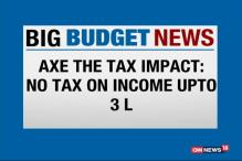 Zero Tax Liability For People With Annual Income Of Rs 3 Lakh