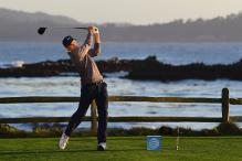 Jordan Spieth Seizes Six-shot Lead at Pebble Beach