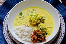 Say Goodbye to Winter Blues With Yummy Kadhi