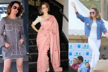 Kangana Ranaut's Fashion Game is as Accurate as Her Words