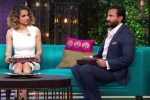 Koffee with Karan: Kangana Ranaut Calls Karan Johar a 'Movie Mafia'