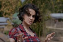 Don't Recommend Forming Personal Equations at Work: Kangana Ranaut