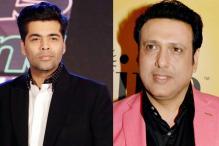 Karan Johar Is More Jealous and Dangerous Than David Dhawan: Govinda