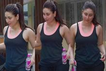 Kareena Kapoor Khan Back to Fitness Grind Post Pregnancy And How