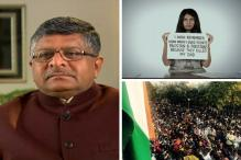 Ramjas College Live: Ministers should stay Away From Campus Politics, Says Prasad