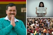 Ramjas College Live: Kejriwal Meets L-G, seeks Action on Rape Threats to Gurmehar
