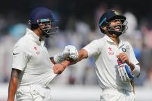 India vs Bangladesh, Day 1: Kohli and Vijay Send Visitors on Leather Hunt