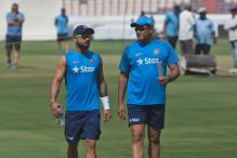 Anil Kumble Walks the Talk as Virat Kohli and Boys Follow