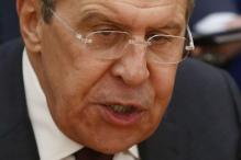 Russia's Sergei Lavrov Backs Renewal of UN-led Syria Talks