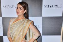 Sari Is One Of The Most Elegant, Feminine Garments: Malaika Arora
