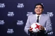 Diego Maradona Given FIFA Ambassadorial Role