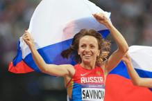 Russia's Mariya Savinova Stripped of London Olympics 800m Gold Medal for Doping