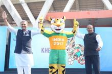 Official Mascot Unveiled For FIFA U-17 World Cup India 2017