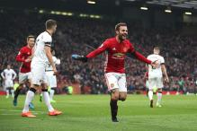 Mata, Martial Score as Manchester United Beat Watford 2-0 at Old Trafford