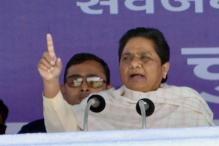 SP-Congress Alliance an Attempt to 'Befool and Betray' Public: Mayawati