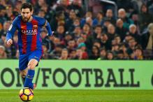 Lionel Messi Happy at Barcelona, Says Argentina Coach