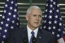 US Vice President Mike Pence Used Private Email Account to Conduct State Business
