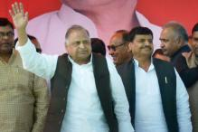 UP Elections 2017: Mulayam Addresses First Rally, Seeks Votes for Shivpal Yadav