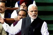 Bhagwant Mann at Receiving End of PM Modi's Parliament Speech