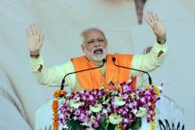 Without a CM Face in Manipur, BJP Banks on PM Modi