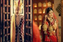 The First Picture Of Neil and Rukmini as Bride and Groom Is Too Dreamy