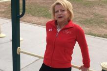 Former Soviet Gymnast Korbut Sells Off Olympic Medals