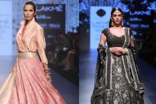 Lakme Fashion Week 2017: Padma Lakshmi, Aditi Rao Hydari Look Ethereal As Showstoppers