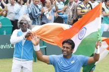 Davis Cup: It Should be Paes' Call on Retirement, Says Captain Amritraj