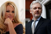 I Like Pamela Anderson, Says Wikileaks Founder Julian Assange