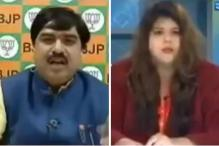 BJP Leader Booked for Using 'Foul Language' Against SP Spokesperson
