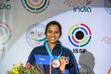 Shooter Pooja Ghatkar Credits Mentor Gagan Narang for World Cup Success