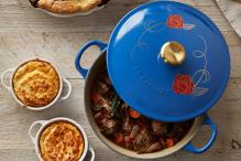 Check Out This Beauty and The Beast Themed Le Creuset Pot