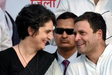 Priyanka, Rahul Backing Those Who Are Protecting Rape Accused: BJP