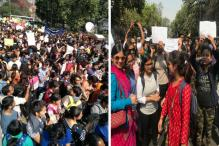 JNU Students' Stir Peaceful, Says Police; University Disagrees