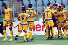 HIL 2017: Delhi Waveriders Winless Run Continues, Lose 2-3 to Jaypee Punjab Warriors