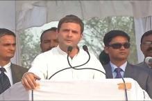 PM Modi Made Promises like DDLJ's SRK, Turned Out to be Sholay's Gabbar: Rahul