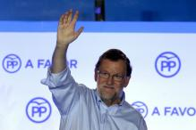 Spanish PM Mariano Rajoy Re-elected as Popular Party Leader