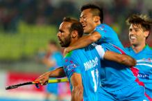 HIL 2017: UP Wizards Seal Semi-final Spot After 4-4 Draw Against Dabang Mumbai
