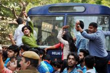 Professor Who Suffered Injuries During Ramjas Protest, Continues to Receive Threats