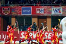 HIL 2017: Ranchi Rays Outplay Dabang Mumbai 7-3