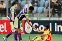 HIL 2017: Delhi Waveriders Enter Semis Despite 2-6 Loss to Ranchi Rays