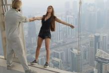 Dubai Police Summon Russian Model Who Dangled From Skyscraper