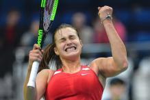 Teenager Aryna Sabalenka Puts Belarus Into Fed Cup Semis