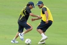 Virat Kohli Takes Time Out to Thank Sachin Tendulkar