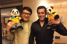 Salman, Jackie Chan Give Message of Brotherhood; Promote Kung Fu Yoga