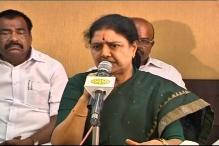 Back at Poes Garden, Sasikala Asks Party Leaders to Stay United