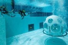 Belgian Entrepreneur Invites You to Scuba Dive to Dinner