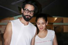 Shahid Kapoor, Mira Rajput Step Out For a Dinner Date